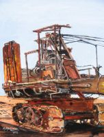 Noble Rust by McCaslin