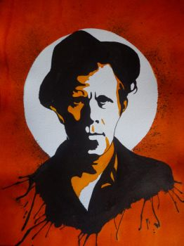Tom Waits by WillPacheco88