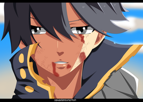Zeref Dragneel | Fairy tail Chapter 465 by Sawadatsuna-kun