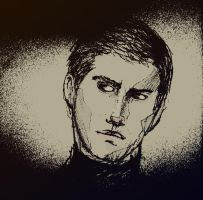 Norman Bates by Ayzlyn