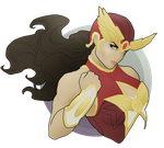 Fan Art: Darna by rhardo