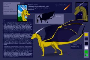 Goldereign Reference Sheet by Unbrydled