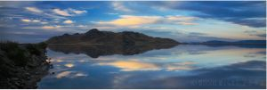 An Island in the Sky by tourofnature