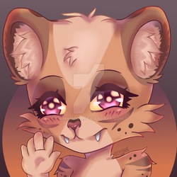 YCH COMMISSION FINISHED ICON #3 by AimyMoon