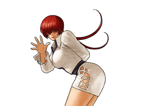 Shermie - NGBC Victory PNG by Zeref-ftx