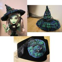 MH Witch hat by immortalmina