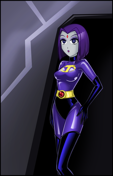 Raven Incredible by Rosvo