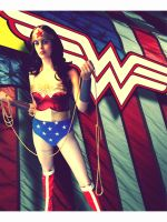 I am Wonder Woman by flames-of-monki