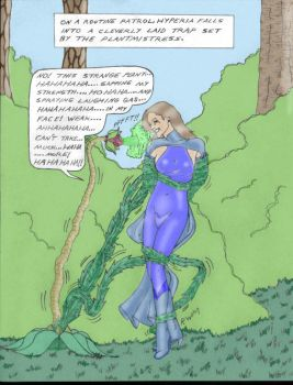Hyperia plant trap - Tickling and Laughing Gas by LaughingGasZone