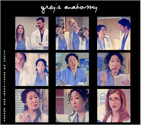 Grey's Anatomy Icons by anneliesepl