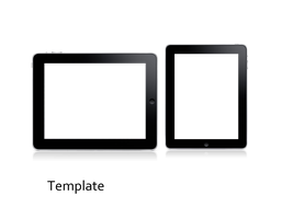 iPad WP Preview Template by will-yen