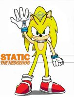 Static the Hedgehog ID by Fuzon-S