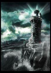 lighthouse by NoNicknameNeeded