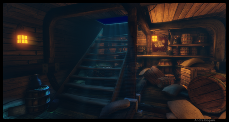 Pirate Ship Screenshot 3 by MystiqueX