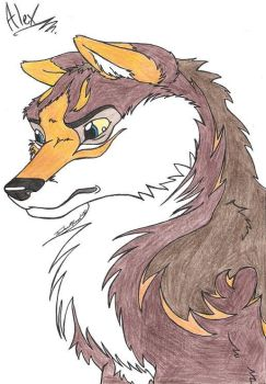 StayAwayFromMyMate-Colored- by Secretive-Lady-Wolf