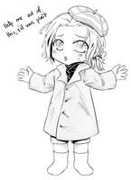 APH- Babby France by allyoucaneater