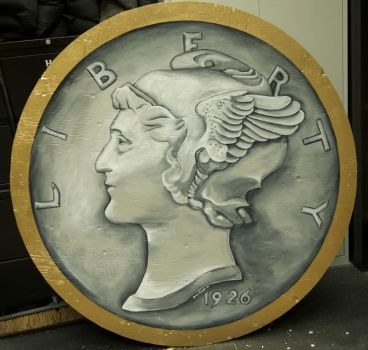 42nd Street Coin by bproud79