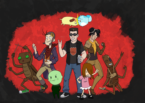 Group Picture by Hybris2