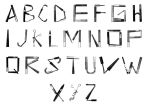 Make up typeface by IHaveSeenTheRain