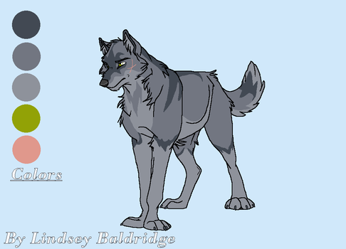 Random Wolf Concept by Tuco