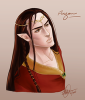 Throwback: Fingon by anniecoleptic