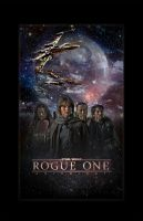 Star Wars Anthology: Rogue One by dan-zhbanov
