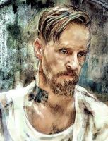 Charlie Lange True Detective by KristineUlanowsky