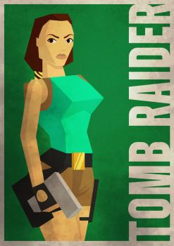 Tomb Raider classic by Kubi-Wan