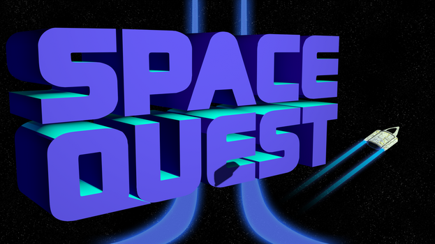 Space Quest 2 1440p (Ship/Shadow/Trails/II Streaks by MusicallyInspired