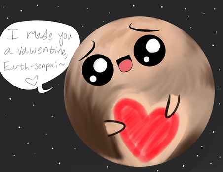 Pluto's Valentine by cathartic-dream