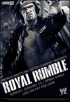 WWE Royal Rumble 2010 by Rzr316