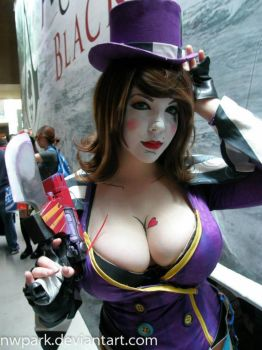 Mad Moxxi: First Round Is On Me by PookieBearCosplay