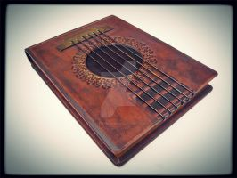 The Guitar Strings Journal by alexlibris999