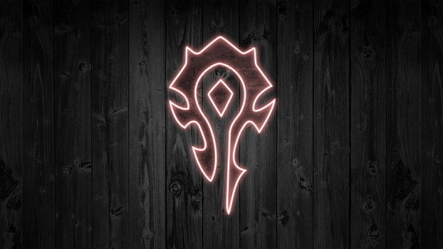 Horde Symbol Wallpaper 4k Resolution by keyboardturn