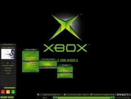 xbox black by iamriki
