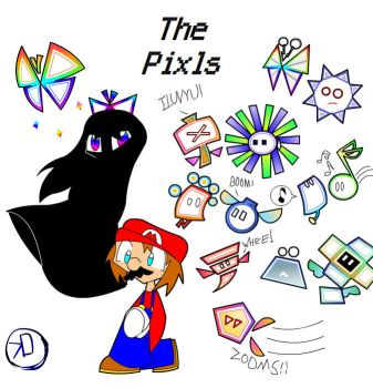 The Pixls by KD476