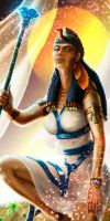 Isis by LarsRune
