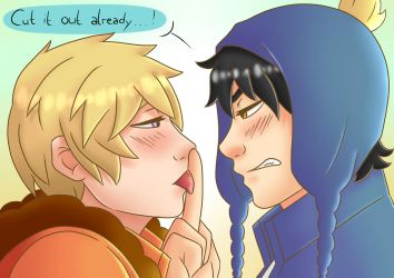 [South Park] Crenny by LiaLyester