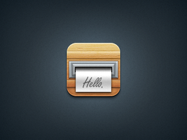 Oletus SMS Icon by montydesi