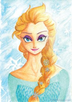 Elsa by enchantma