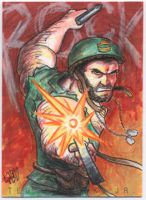 Sgt. Rock by tdastick