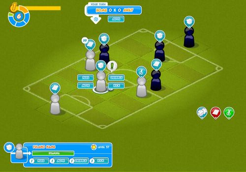 Soccer Town: Soccer Match Prototype by space-ghost