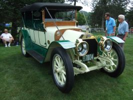 1913 S.G.V. Touring by Fleetwood by Aya-Wavedancer