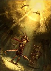 dragon knight by tahra
