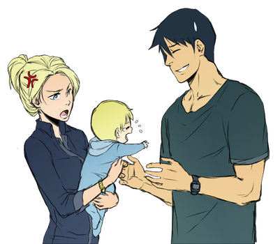 IC: Nadez Family Colored by SNEEDHAM507