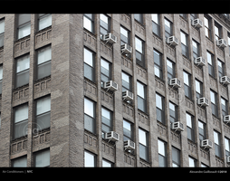 Air Conditioners by AlexandreGuilbeault