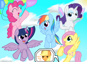 ~I Believe I can Fly~ by DhilieDale