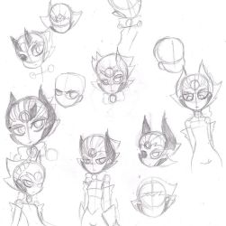 Sil sketches by heavy147