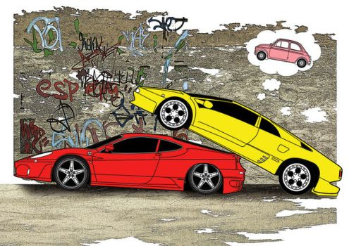 Cars by dultra