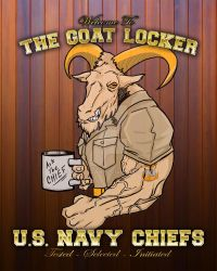 Welcome to the Goat Locker by artildawn
